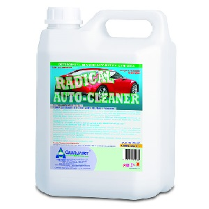 RADICAL AUTO CLEANER COM CERA